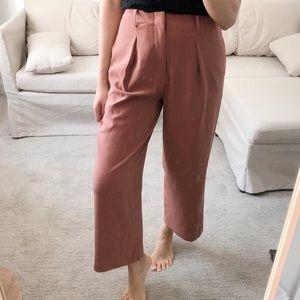 High Waist Trouser XS